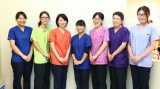 4.全員国家資格のある<br>歯科衛生士